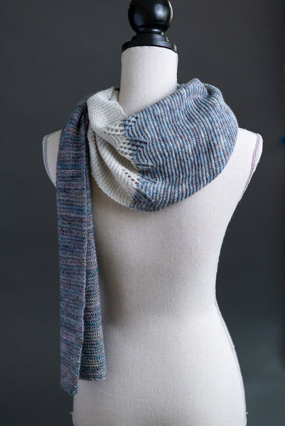 Easy knitting patterns scarf