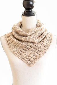 knitted cowl pattern