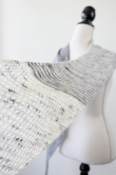 Designer knitting pattern