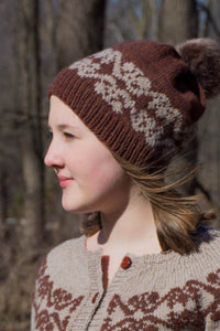 Unchained Melody Hat Pattern