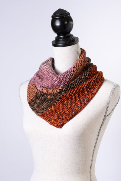 worsted weight cowl pattern