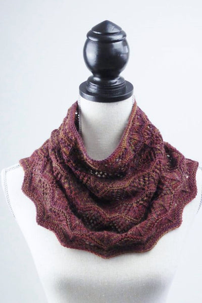 Twilight Dusk Cowl Pattern