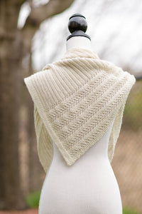 Lace Traingle Scarf