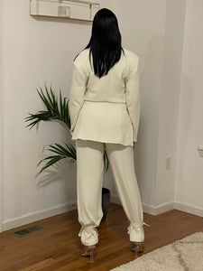 Pearly Girl Pant Suit
