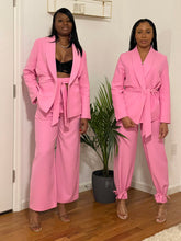 Load image into Gallery viewer, Pretty In Pink Pant Suit