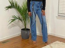 Load image into Gallery viewer, Zippered Me Up Flare Jeans