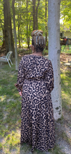 Load image into Gallery viewer, Leopard In Me Maxi Dress