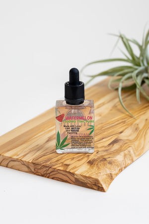 THC free tinctures made with 99.9% pure CBD isolate