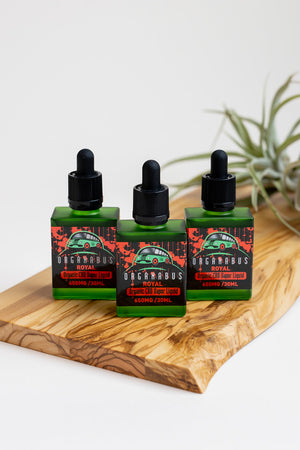 CBD Royal 650 MG Vape Liquid