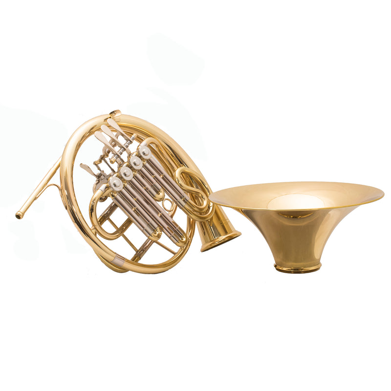 Elkhart 100BFH-S Bb single French horn outfit - Detachable Bell