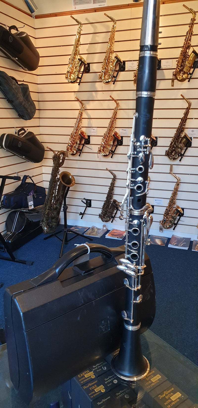 Buffet B12 Bb Clarinet