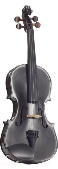 Harlequin Violin - Black