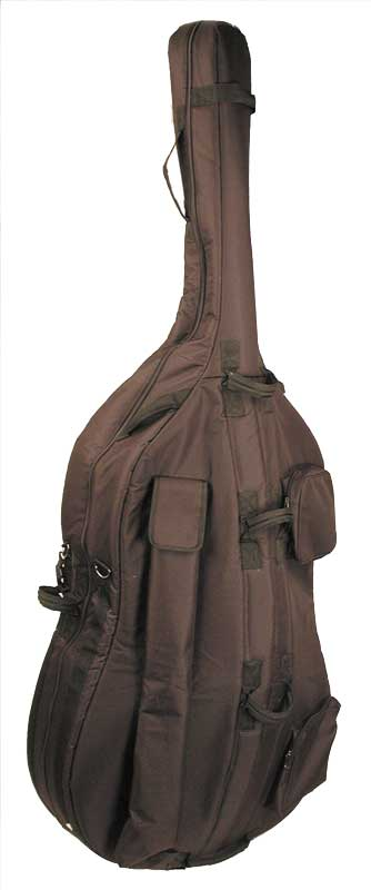 Double Bass Bag 12mm Padded