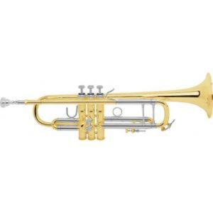 Bach Stradivarius 180 ML Series Trumpet 37 Bell (Lacquer)