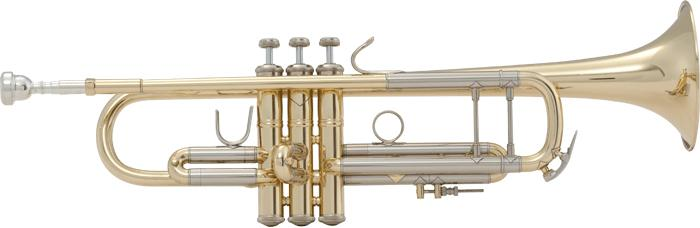 Bach Stradivarius 180 Series Trumpet 43 Bell (Lacquer)
