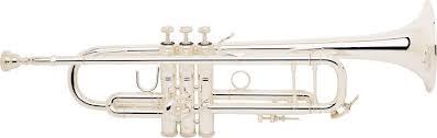 Bach Stradivarius 180 Series Trumpet 43 Bell (Silver Plate)