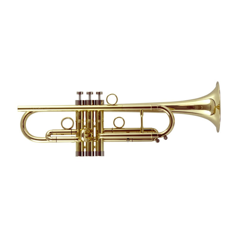 John Packer 'JP by Taylor' Bb Trumpet-Lacquered