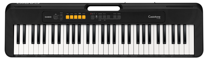 Casio CT-S100 Portable Keyboard, 61 piano-style keys