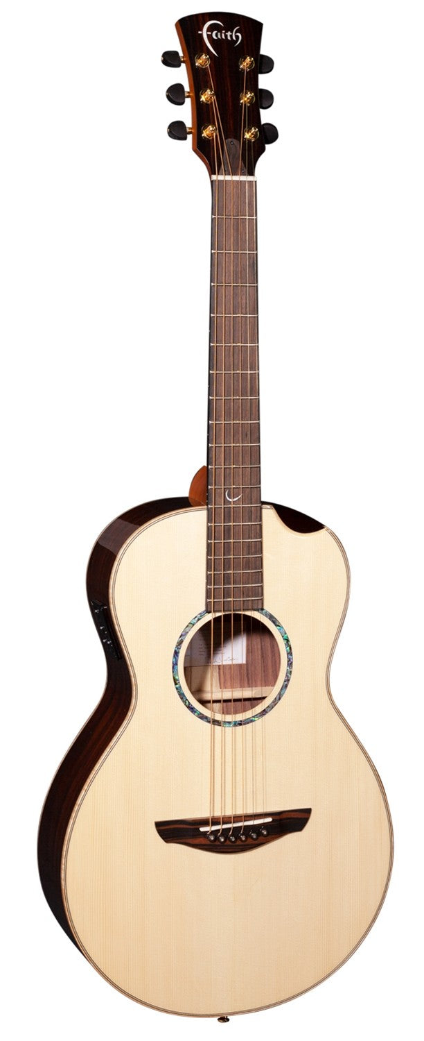 Faith Mercury Electro-Acoustic HiGloss with Scoop
