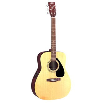 Yamaha FX310A Electro-Acoustic Guitar, Natural