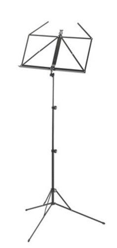 K&M 3-tier Nickel Music Stand
