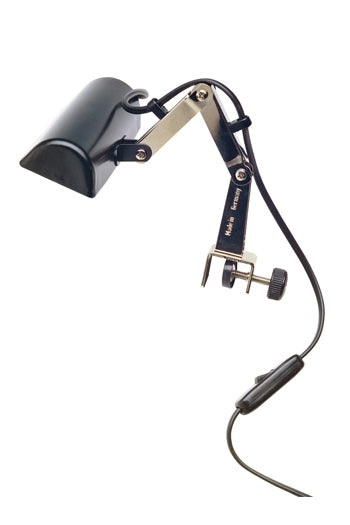 K&M Music Stand Light Mains Operated