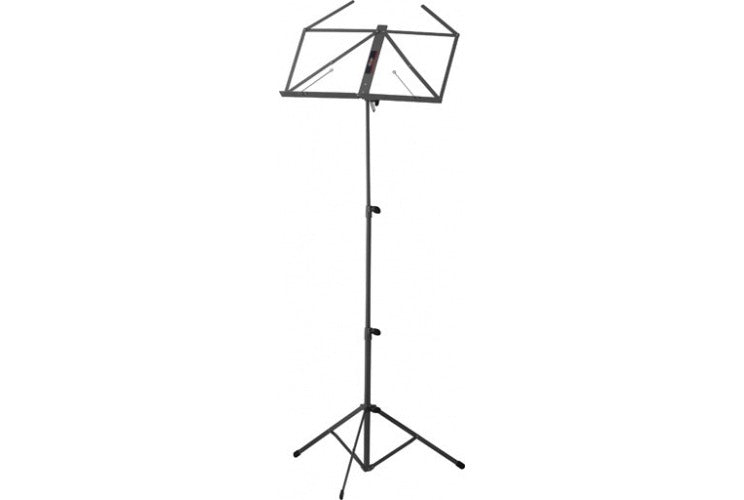 Stagg Music Stand 3-tier Black