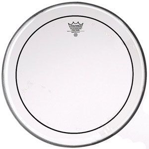 "Remo Drum Heads Remo Pinstripe Clear 13"" Tom Pinstripe Clear"