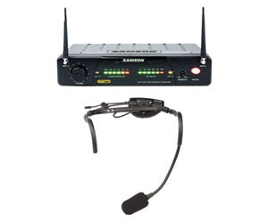Samson Airline 77 UHF Wireless Vocal Headset System
