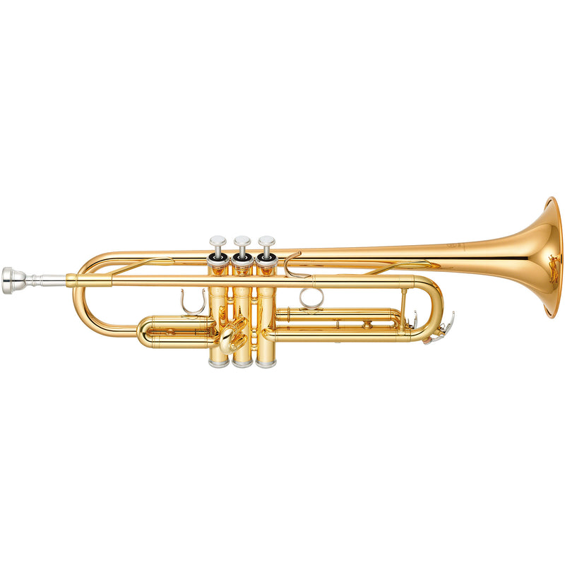 Yamaha YTR4335GII Trumpet Intermediate Model (Lacquer)