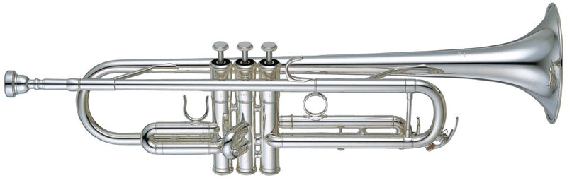 Yamaha YTR5335GS Trumpets (Silver Plate)