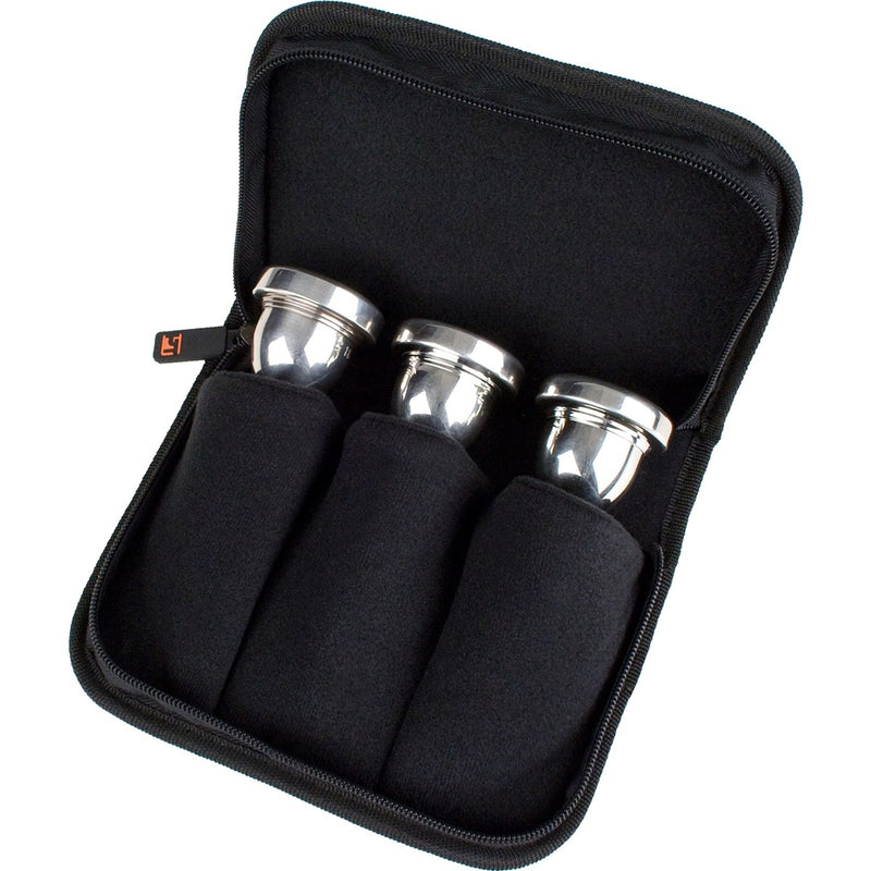 Protec A212ZIP Tuba Mouthpiece Pouch with Zipper