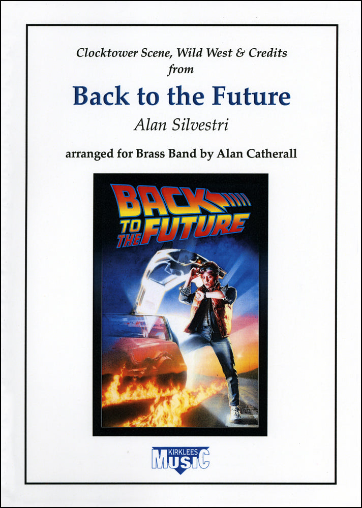 Back To The Future - Parts & Score