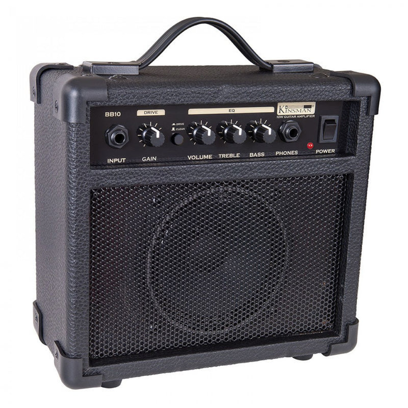 Kinsman 10 Watt Practice Guitar Amplifier