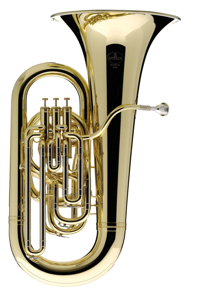 Besson Sovereign BE980 EEb Tuba - Lacquer