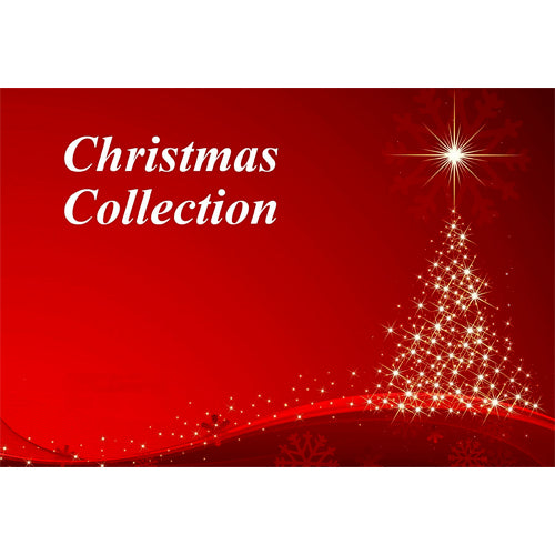 Clarinet 2 Bb (Part II) - Christmas Collection (A5 Standard Print)