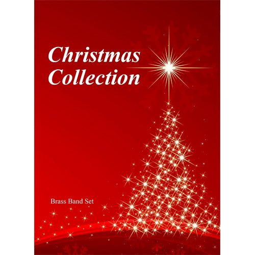 Brass Band Set - Christmas Collection (A4 Large Print)
