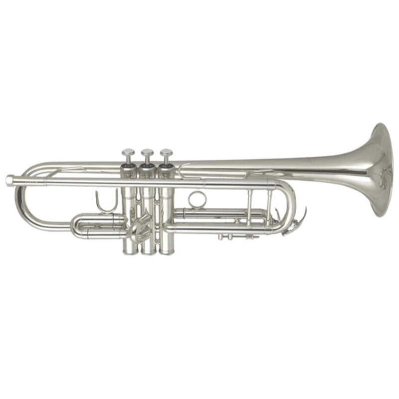 Elkhart 100TRS Trumpet - Silver Plate