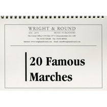 Full Brass Band Set - 20 Famous Marches