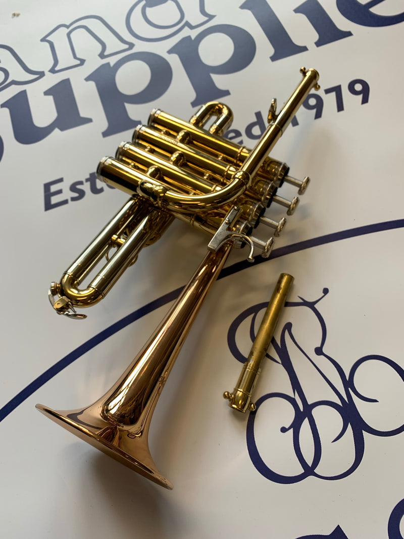 Virtuoso Piccolo Bb/A trumpet (used)