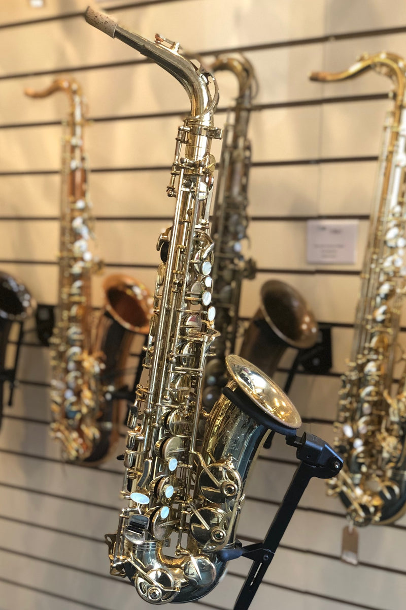 Selmer Paris Series II Alto Sax - SA80- Gold lacquer - USED