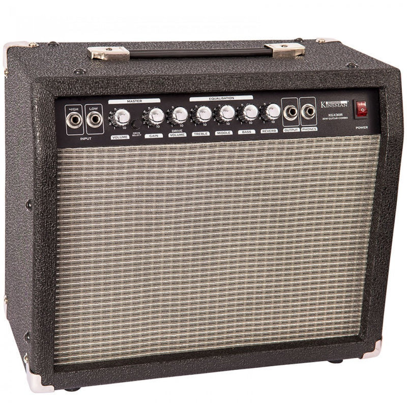 Kinsman 30 Watt Guitar Amplifier with Reverb