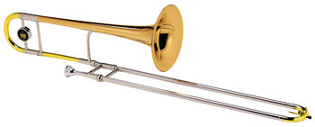 King 2104F Legend 4B Bb/F Tenor Trombone