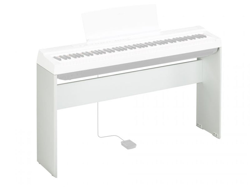 Yamaha L-125 Digital Piano Stand in White