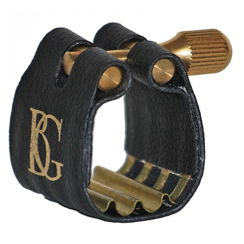 BG Revelation Jazz Fabric Ligature & Cap Tenor Sax - Otto Link