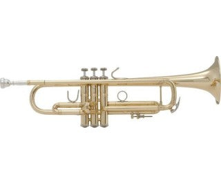 Bach Stradivarius 180 Series Trumpet Reverse 43 Bell (Lacquer)