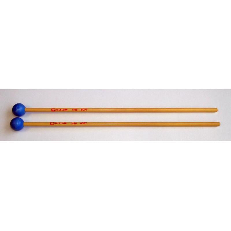 Chalklin MS8 Symphonic Mallets Xylophone Rubber Soft
