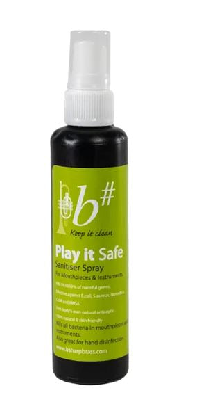 Play it Safe Sanitiser Spray