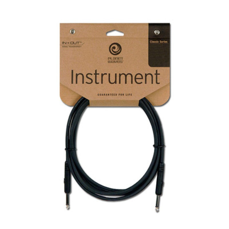 Planet Waves PW-CGT-20 Classic Guitar Lead 20ft