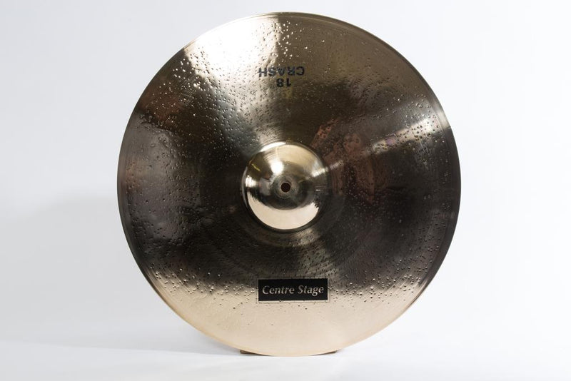 "Centre Stage 18"" Crash Cymbal"